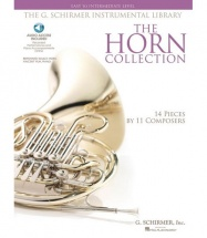 HORN COLLECTION + AUDIO ACCESS - EASY TO INTERMEDIATE LEVEL - COR, PIANO