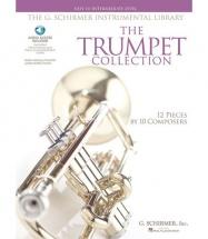 TRUMPET COLLECTION + MP3, EASY TO INTERMEDIATE LEVEL - TROMPETTE, PIANO