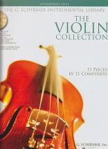 Violin Collection + Cd, Intermediate Level - Violon, Piano