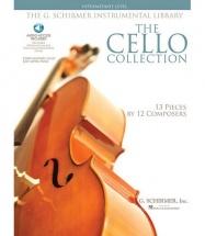CELLO COLLECTION + MP3, INTERMEDIATE LEVEL - VIOLONCELLE, PIANO