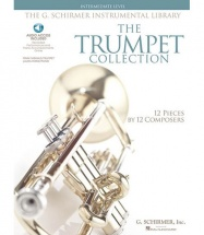 TRUMPET COLLECTION + MP3, INTERMEDIATE LEVEL - TROMPETTE, PIANO