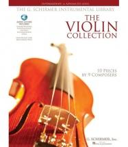 VIOLIN COLLECTION + MP3, INTERMEDIATE TO ADVANCED LEVEL - VIOLON,