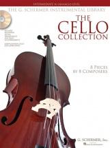 Cello Collection + Cd, Intermediate To Advanced Level - Violoncelle, Piano