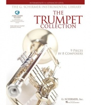 TRUMPET COLLECTION + MP3, INTERMEDIATE TO ADVANCED LEVEL -