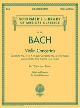 Herrmann Eduard - Violin Concertos - Violin And Piano Reduction - Violin