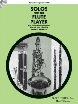 Solos For The Flute Player + Cd - Flute
