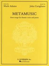 Corigliano John - Metamusic - Voice