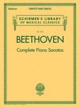 Beethoven L.v. - Complete Piano Sonatas