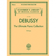 Debussy C. - The Ultimate Piano Collection