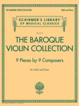 The Baroque Violin Collection - Violon and Piano