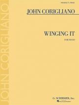 Corigliano John - Winging It - Piano