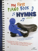 My First Piano Book Hymns Volume 1 - Piano Solo