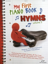 My First Piano Book Hymns Volume 2 - Piano Solo