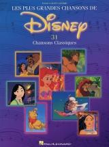 Disney Les Plus Grandes Chansons Classiques