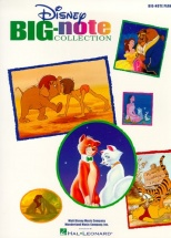 Disney Big-note Collection- Piano Solo