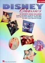 Disney Classics For Easy Guitar - Guitar
