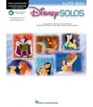 DISNEY SOLOS ALTO SAXOPHONE - ALTO SAXOPHONE