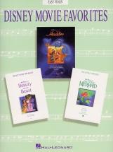 Disney Movie Favorites - Easy - Violin