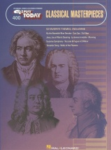 E-z Play Today 400 Classical Masterpieces - Melody Line, Lyrics And Chords
