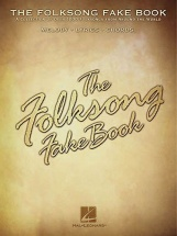 The Folksong Fake- Melody Line, Lyrics And Chords