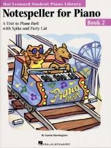 Student Piano Library Notespeller For Piano Book 2 - Piano Solo