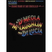 Di Meola A./mclaughlin J./de Lucia P. - Friday Night In San Francisco