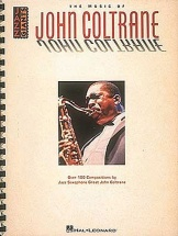 The Music Of John Coltrane Sax - Saxophone