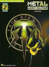 Stetina Troy - Metal Lead Guitar Primer+ Cd - Guitar Tab