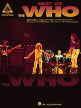 Best Of The Who - Guitar Tab