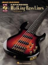 Ed Friedland - Expanding Walking Bass Lines - Bass Guitar
