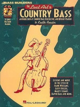 The Lost Art Of Country Bass B+ Cd - Bass Guitar