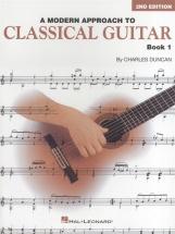 A Modern Approach To Classical Guitar Book 1 - Classical Guitar
