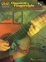 David Oakes Classical And Fingerstyle Guitar Techniques + Cd - Guitar Tab