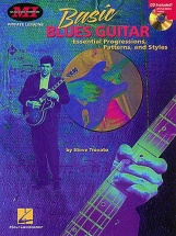Steve Trovato Basic Blues + Cd - Guitar Tab