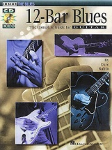 12-bar Blues The Complete Guide For Guitar - Guitar