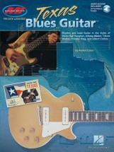 Calva Robert - Texas Blues Guitar + Audio Online