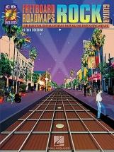 Fretboard Roadmaps Rock + Cd - Guitar Tab