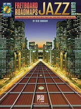 Fretboard Roadmaps Jazz + Cd - Guitar Tab