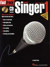 Fast Track Lead Singer Book One Vce + Cd - Voice