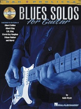 Blues Solos + Cd - Guitar Tab