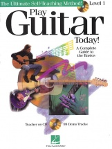 Play Guitar Today! Level 1 + Cd - Guitar