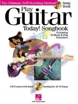 Play Guitar Today! Songbook + Cd - Guitar