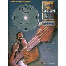 Liebman Jon - Funk Fusion Bass Tab + Cd