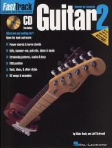 Fast Track Guitar Vol.2 + Cd - Guitar Tab