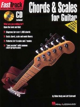 Fast Track Guitar Chords And Scales + Cd - Guitar