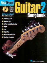 Fast Track Guitar 2 Songbook One + Cd - Guitar Tab