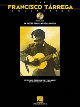 Henry Paul - The Francisco Tarrega Collection + Cd - Guitar Tab