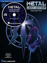 Stetina T. - Metal Lead Guitar Vol.2