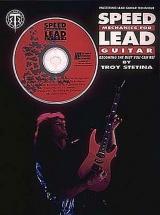 Speed Mechanics For Lead + Cd - Guitar Tab