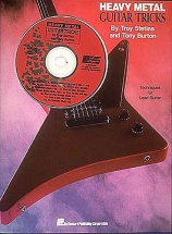 Stetina Troy - Metal Guitar Tricks+ Cd - Guitar Tab
